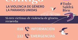 Programa de atención a Mujeres Víctimas de Violencia de Género durante el estado de emergencia